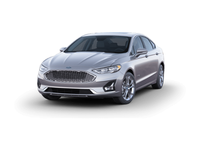New 2019 Ford Fusion Hybrid Titanium Sedan in Holly, MI